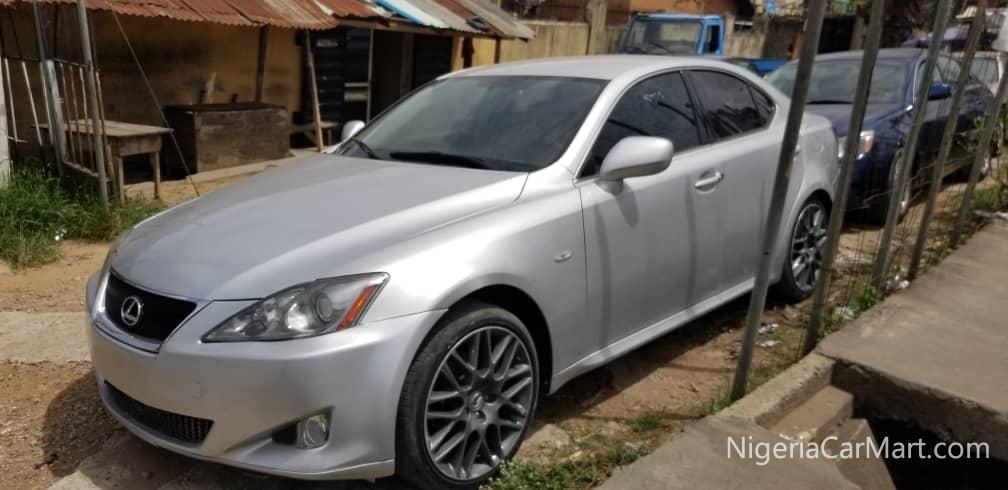 2020 Lexus IS 250 sport sedan used car for sale in Lagos ...